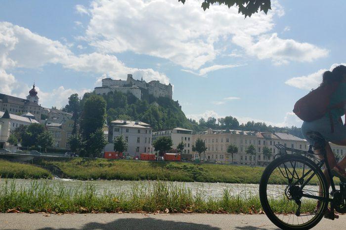 Pedal Munique para Salzburgo