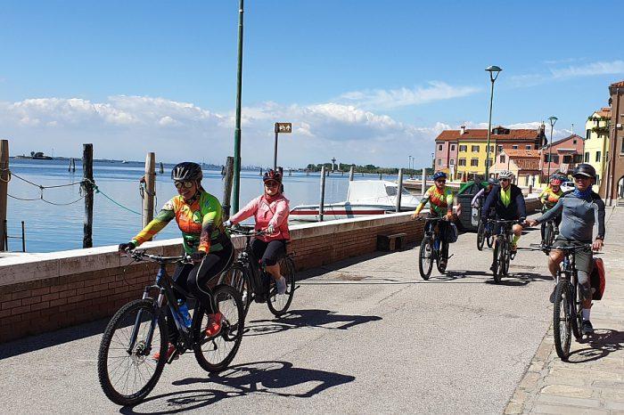Cicloturismo Volta a Veneza