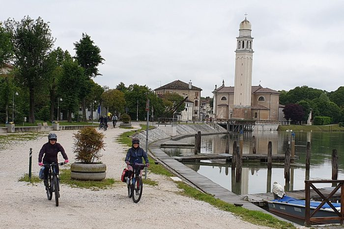 Pedal Romeo&Julieta – Inssbruck a Verona