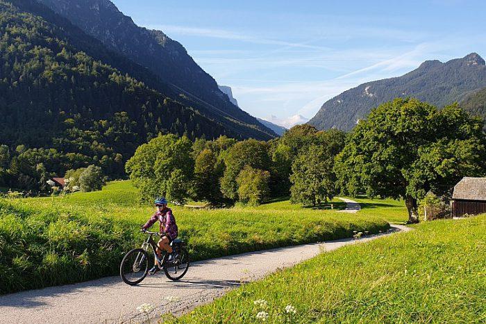 Cycle Munich to Salzburg
